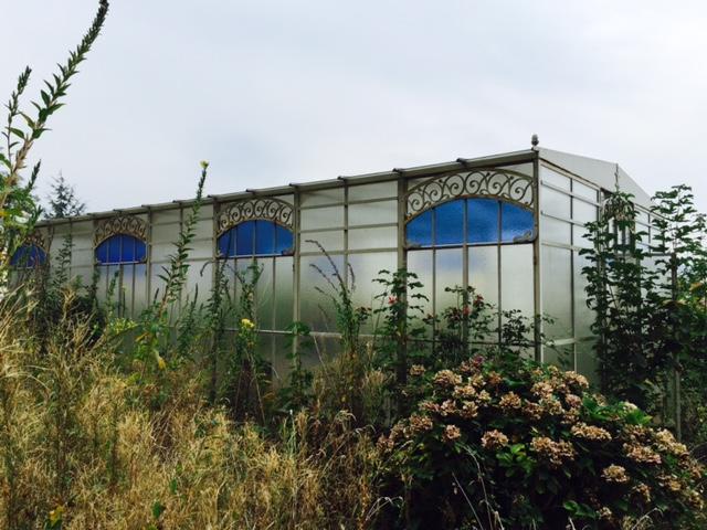Ancient Greenhouse XVIII Eme