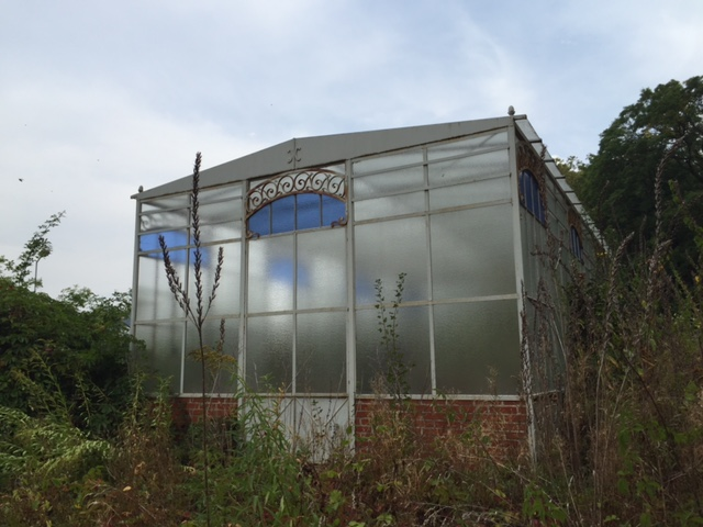 Ancient Greenhouse XVIII Eme-photo-5