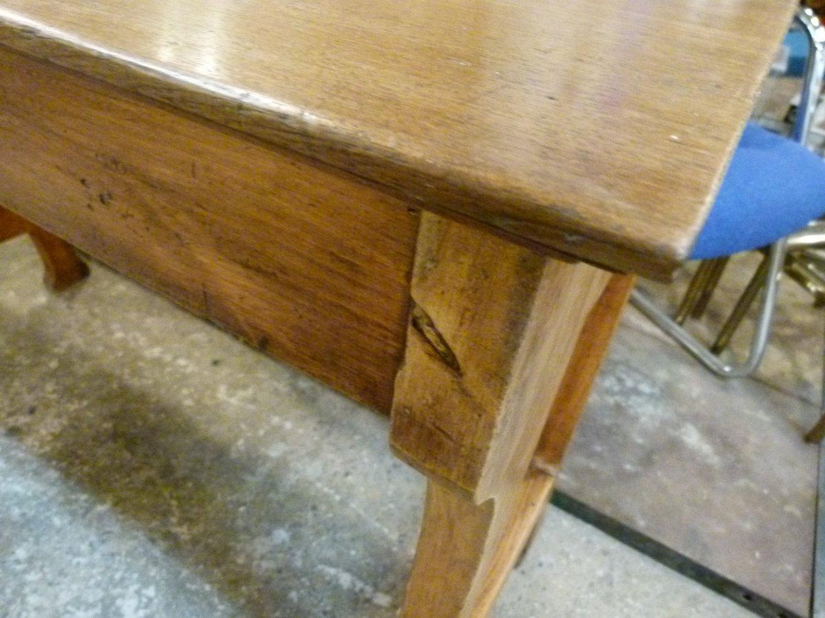 Comptoir Table Metier Art Nouveau XXth-photo-5