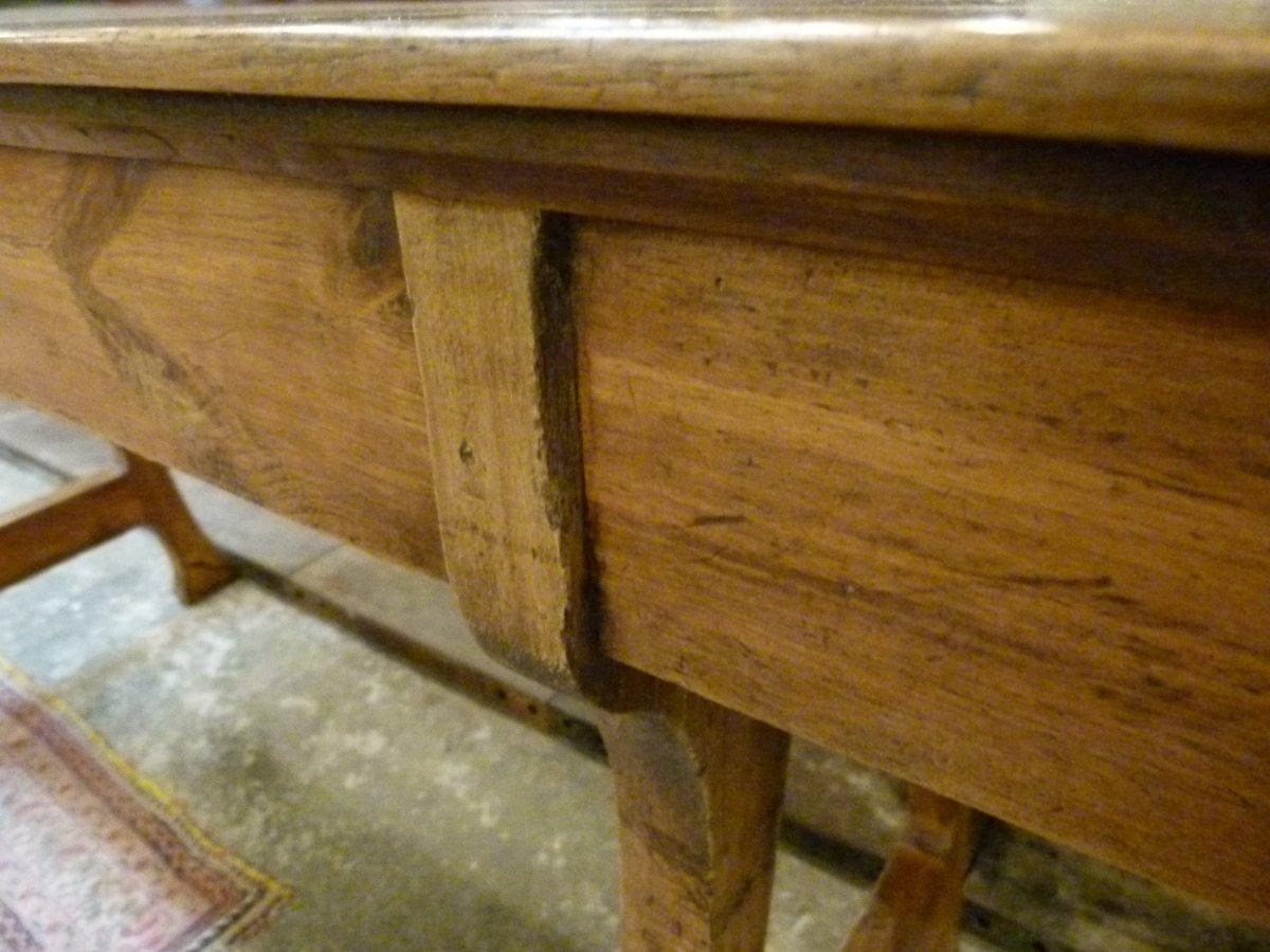 Comptoir Table Metier Art Nouveau XXth-photo-6