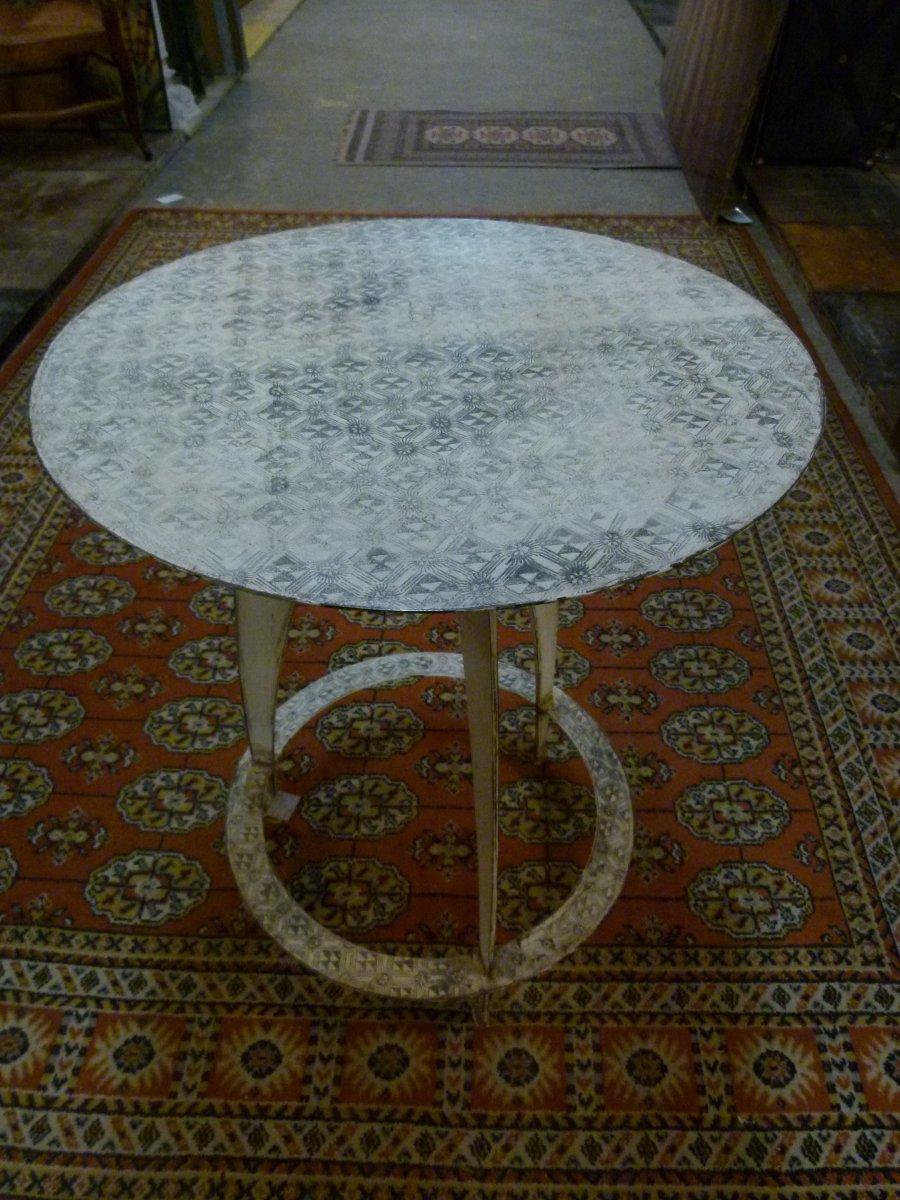 Table En Fer-photo-2