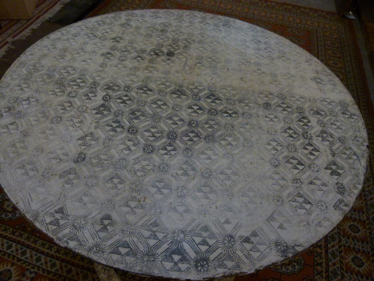 Table En Fer-photo-3