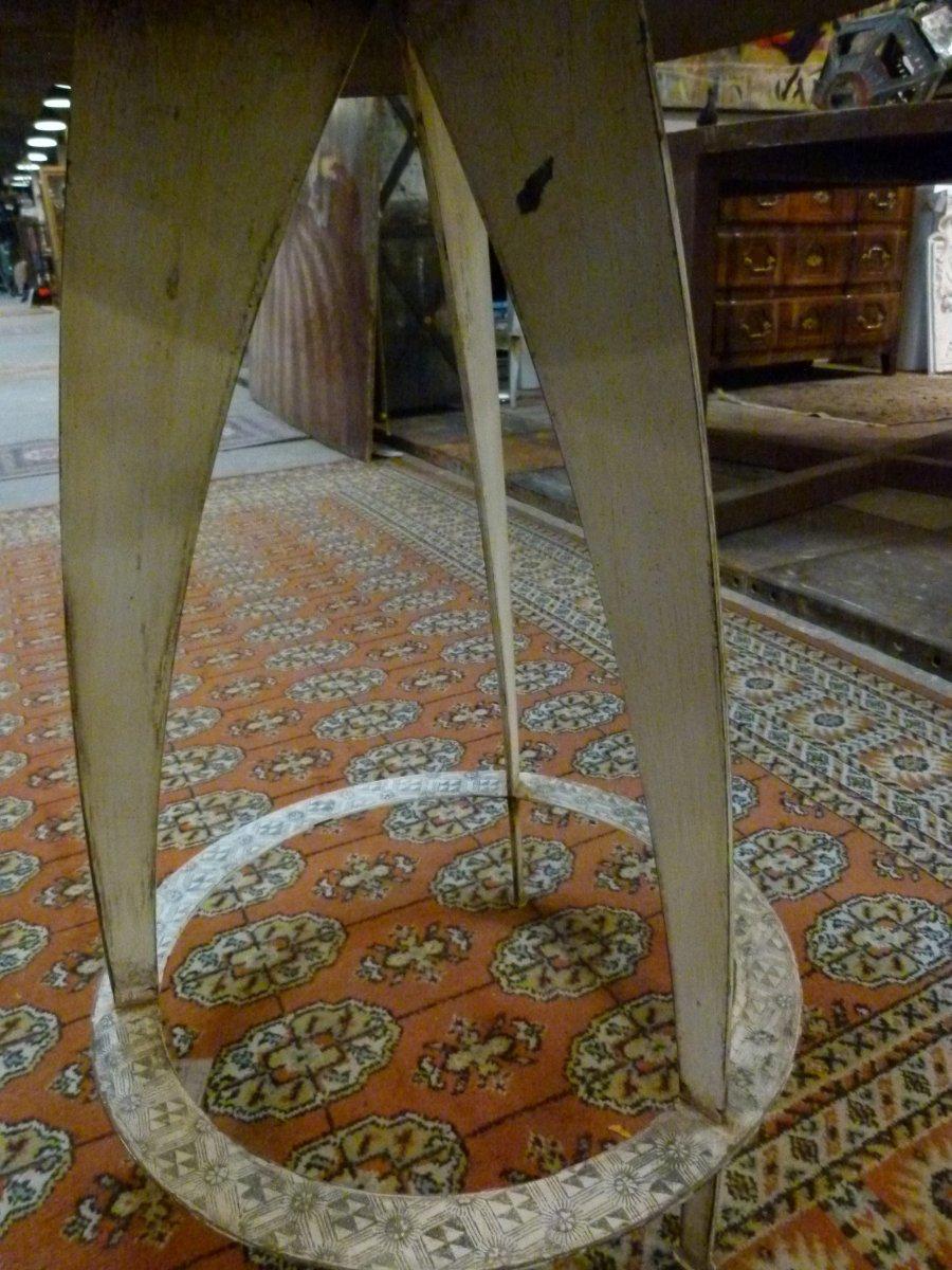 Table En Fer-photo-4