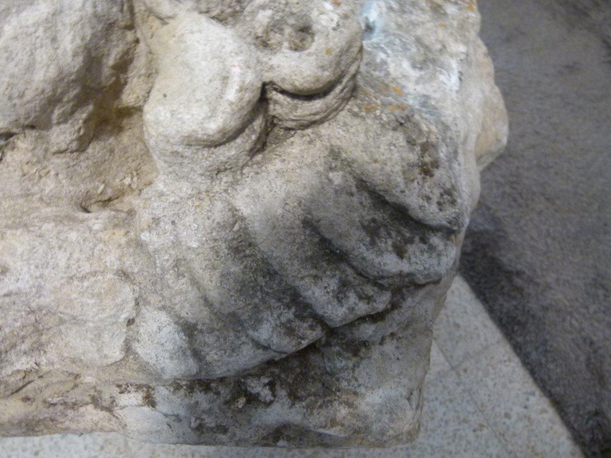 18th Century Stone Capitals-photo-4
