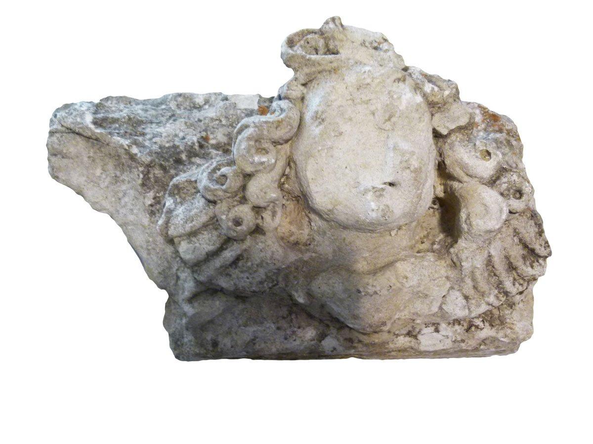 18th Century Stone Capitals