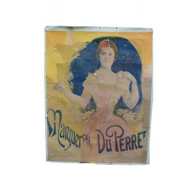 Affiche Marguerite Du Perret De Dufinant