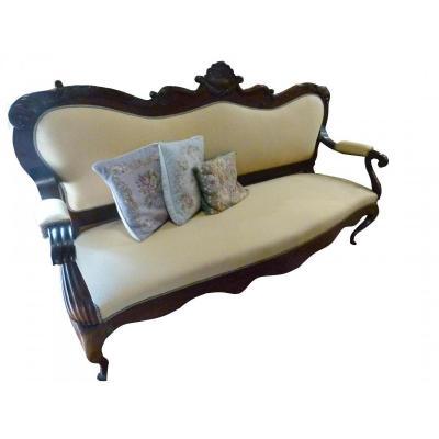 Sofa Colonial DE CUBA