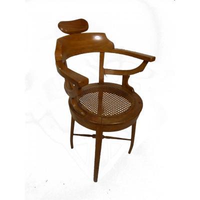 Chaise De Coiffeur XIXeme