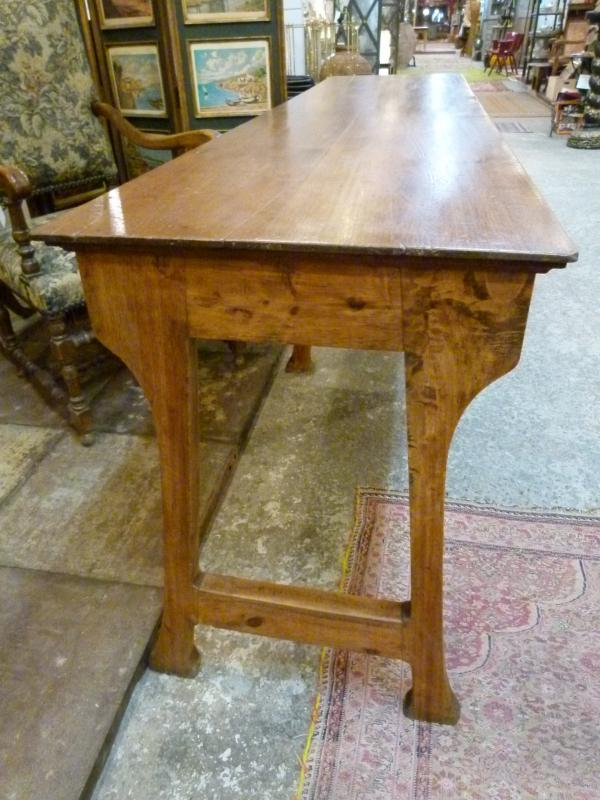 Comptoir Table Metier Art Nouveau XXth-photo-4