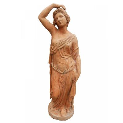 Venus Statue In Terracotta