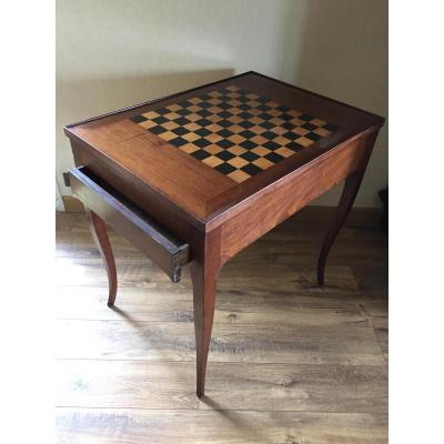 Table Tric Trac