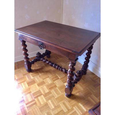 Table Louis XIII