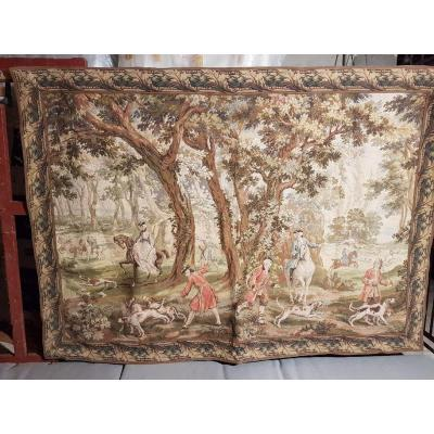 Tapestry In The Taste Of Aubusson