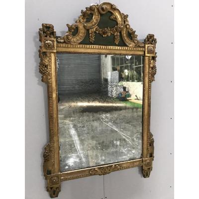 Miroir Epoque Transition Louis XV Louis XVI