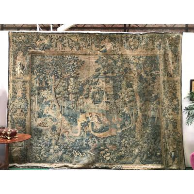 Bruges Tapestry 16th Time