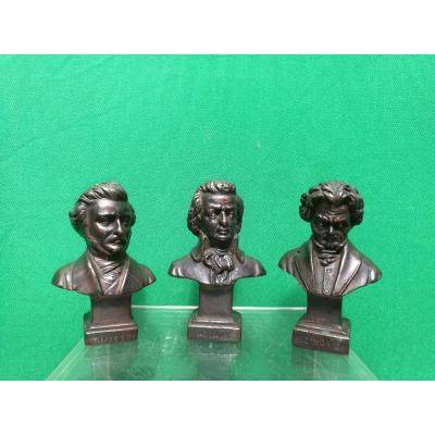 Musiciens De Bronze