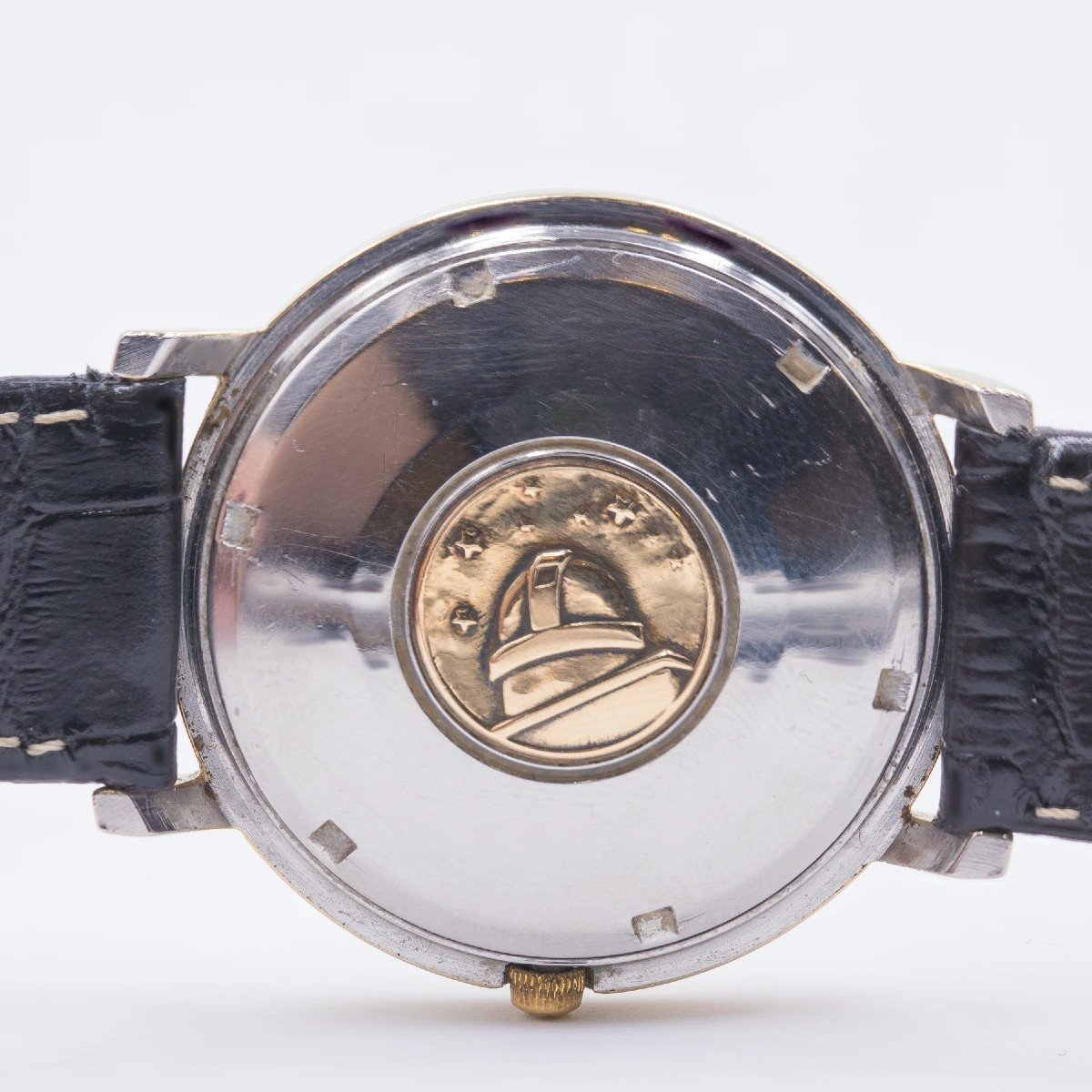 Vintage Omega Constellation Gold Plated Automatic Watch, 1963-photo-4