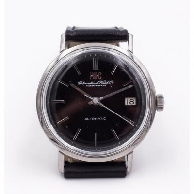 Iwc Steel Watch- Automatic- 1960