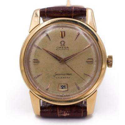 Omega Seamaster En Or 18k Automatique 1952