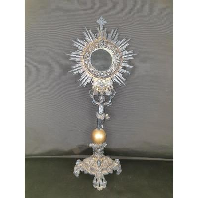 Monstrance Of The XVII Century