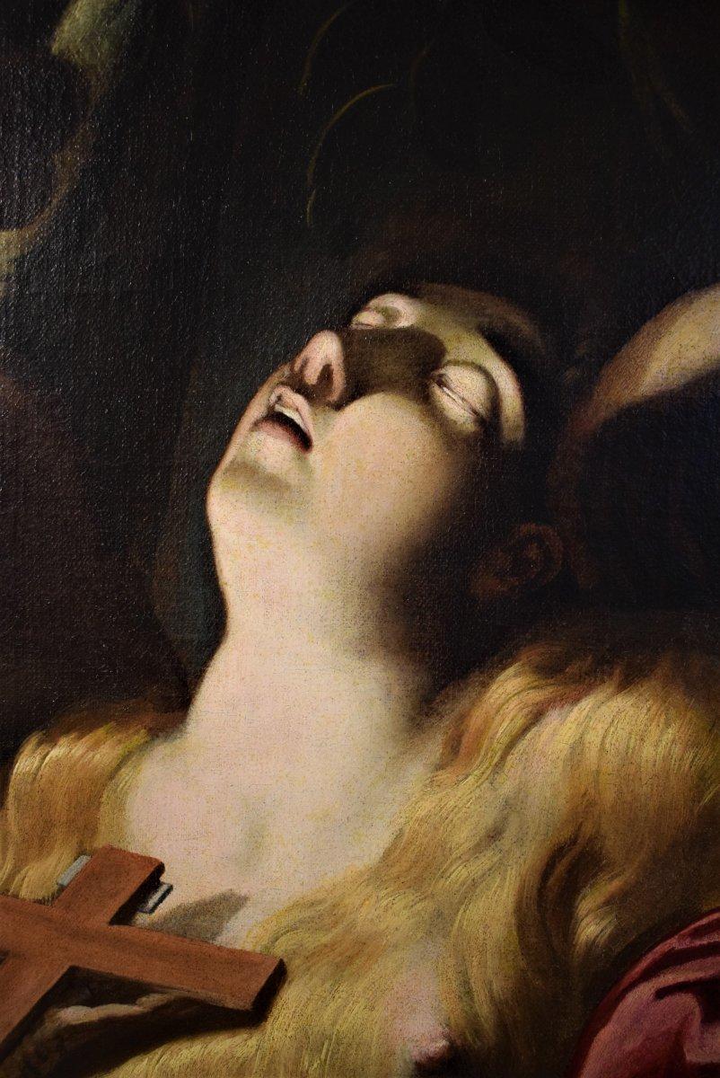 Marie Madeleine En Extase XVIIe Siècle