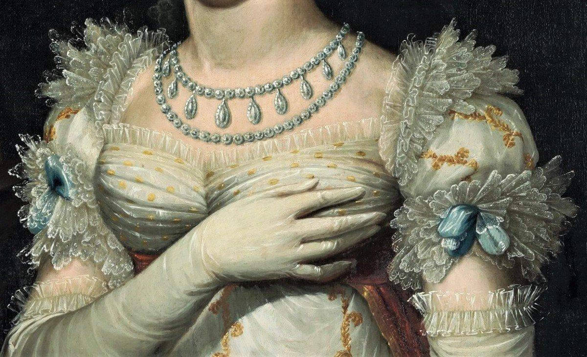 La  Duchesse d' Angouleme, Fille De Louis XVI Et Marie-Antoinette. -photo-2