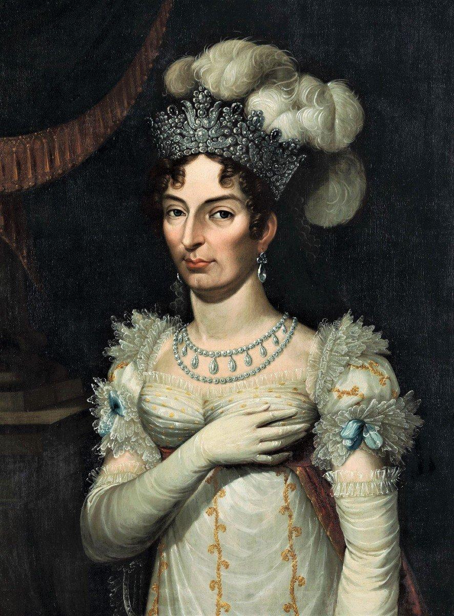 La  Duchesse d' Angouleme, Fille De Louis XVI Et Marie-Antoinette.