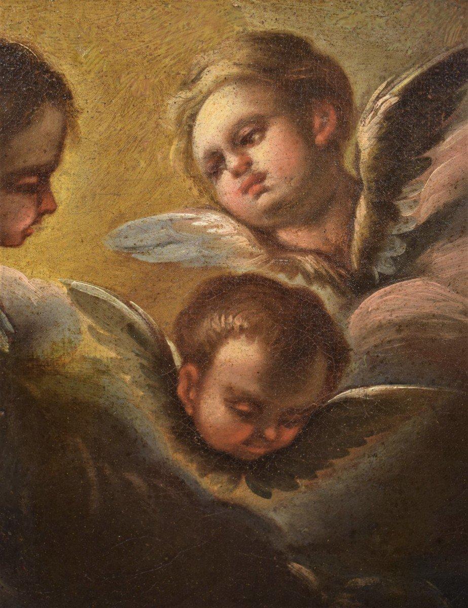 Lamentation De La Vierge Avec La Madeleine Sur Le Christ - Italie XVIIème-photo-6