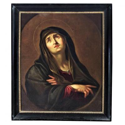 """Mater Dolorosa"" atelier de Carlo Dolci - Firenze XVIIème siècle"