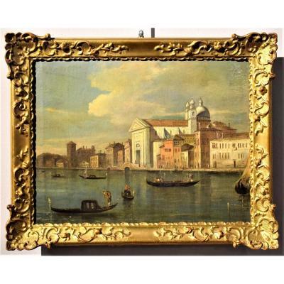 """Venise, l' église de """"Santa Maria del Rosario"""" XVIIIème"""