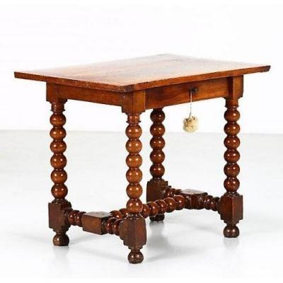 Table d' écriture Louis XIII  Baroque Français  17ème