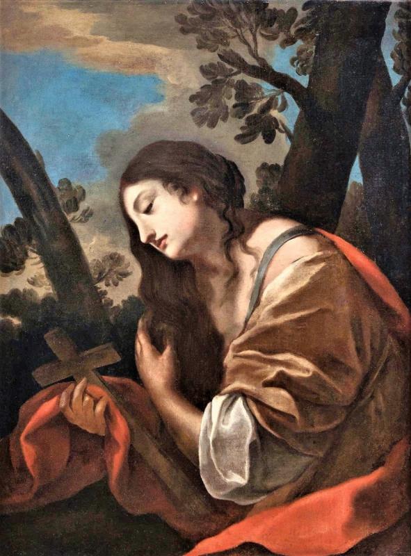 "17th Century Bolognese School ""madeleine""-photo-2"