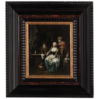 Attribué à Jan Baptist Lambrechts (anvers, 1680 - Après 1731)