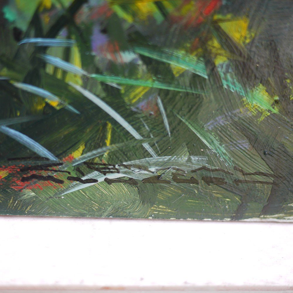 Tableau Nature Morte Champignons Amanita Muscaria - Carl Braml-photo-6