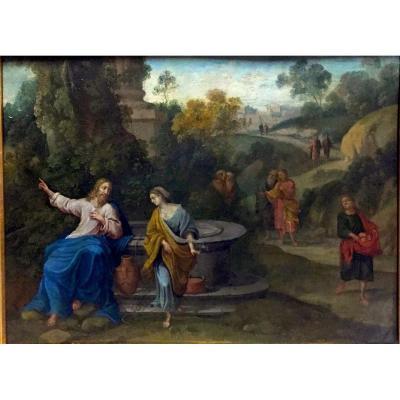 Samaritaine au puits