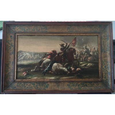 Bataille De Cavalerie De Ciccio Graziani