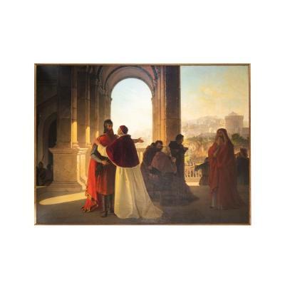 Il Sacco Di Roma Del 1084