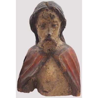 Bust Of Christ - XVIth Century