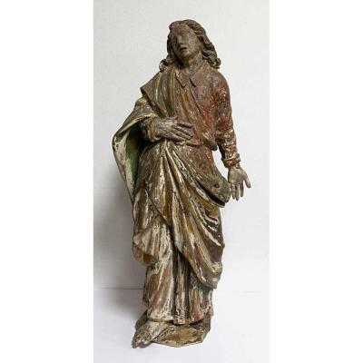16th Century Wood Sculpture