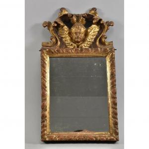 Miroir Doré - XVIIIème Siècle