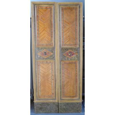 Porte nèoclassique italienne