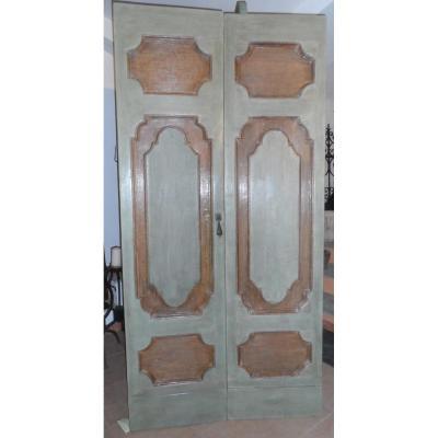 Italian Painted Door