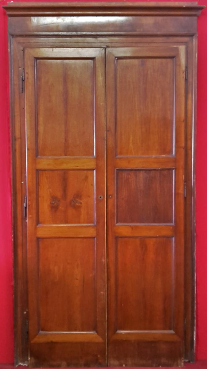 Interior Door In Walnut