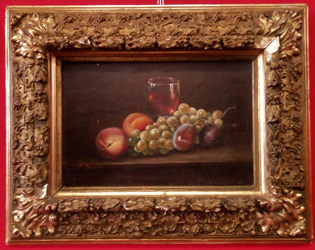 Nineteenth Century Painting, Still Life