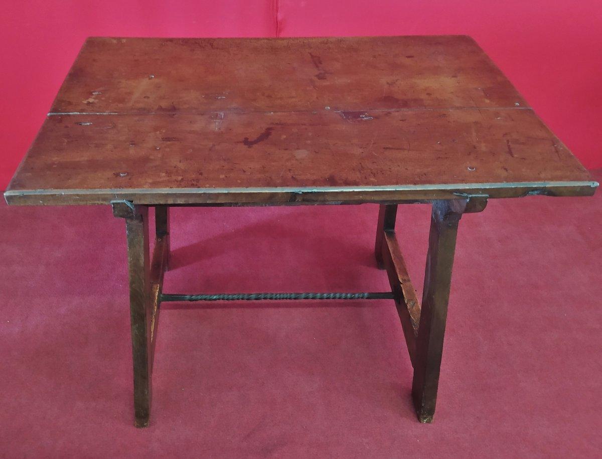 Petite Table à écrire De La Fin Du 17ème Siècle-photo-3