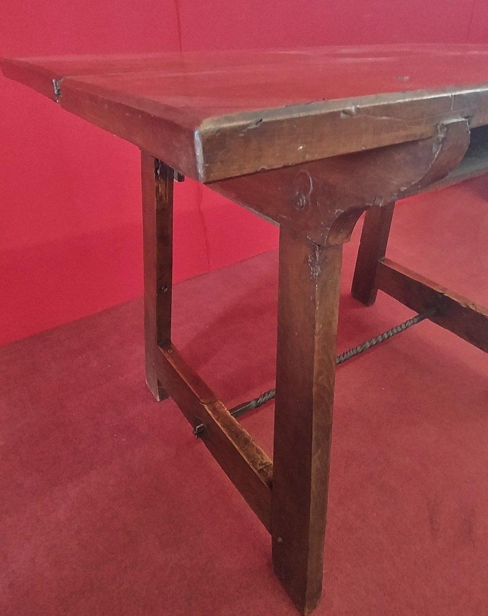 Petite Table à écrire De La Fin Du 17ème Siècle-photo-4