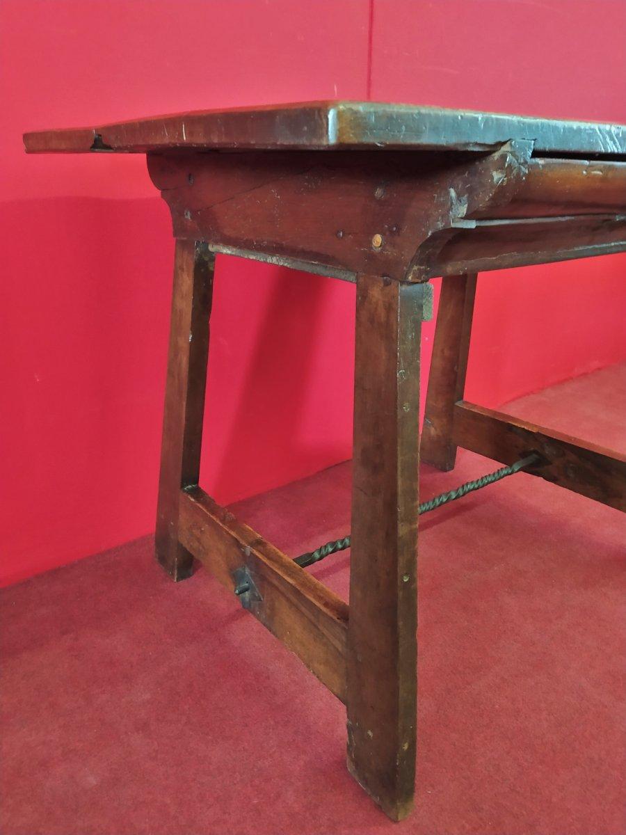 Petite Table à écrire De La Fin Du 17ème Siècle-photo-5