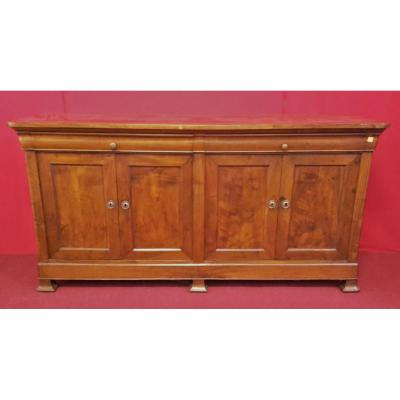 Sideboard With Four Doors In Walnut