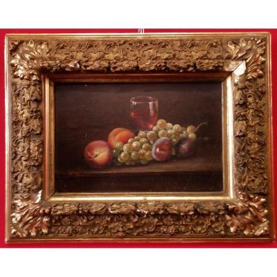 Peinture Du XIXe Siècle, Nature Morte