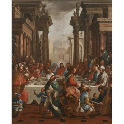 Wedding Of Cana Antonio Cifrondi